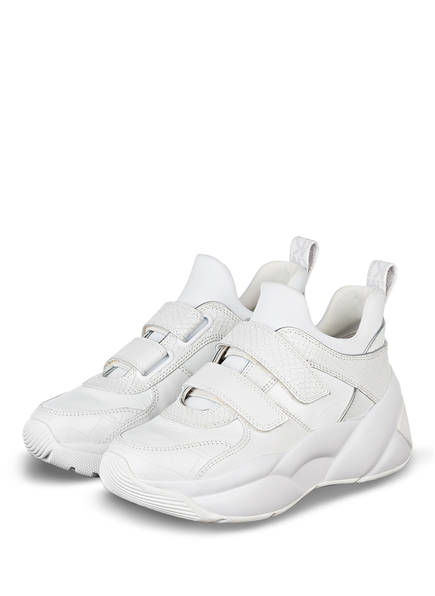 MICHAEL KORS Plateau-Sneaker KEELEY, Farbe: OPTIC WHITE (Bild 1)