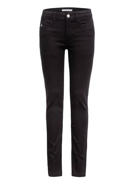 Calvin Klein Jeans Skinny Fit, Farbe: SCHWARZ (Bild 1)