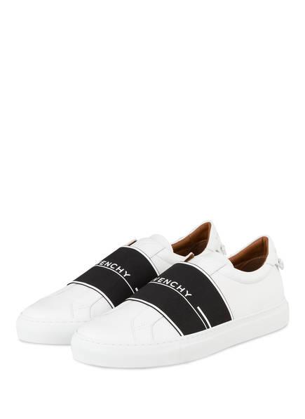 GIVENCHY Slip-on-Sneaker URBAN STREET , Farbe: WEISS/ SCHWARZ (Bild 1)