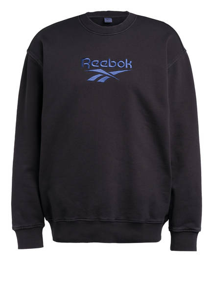 Reebok Oversized-Sweatshirt VECTOR, Farbe: DUNKELGRAU (Bild 1)