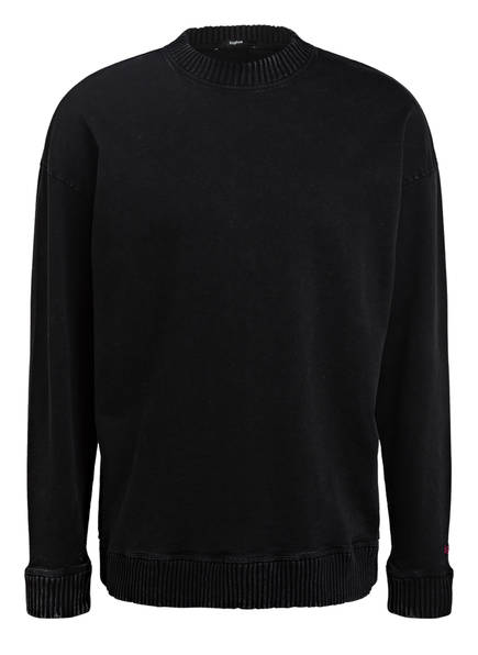 tigha Sweatshirt STIAN, Farbe: SCHWARZ (Bild 1)