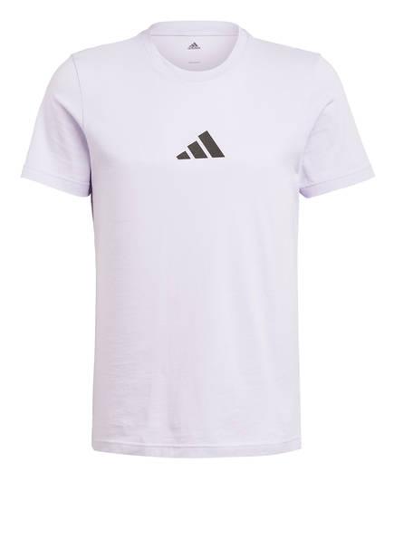 adidas T-Shirt PACK MULTI HIT, Farbe: FLIEDER (Bild 1)