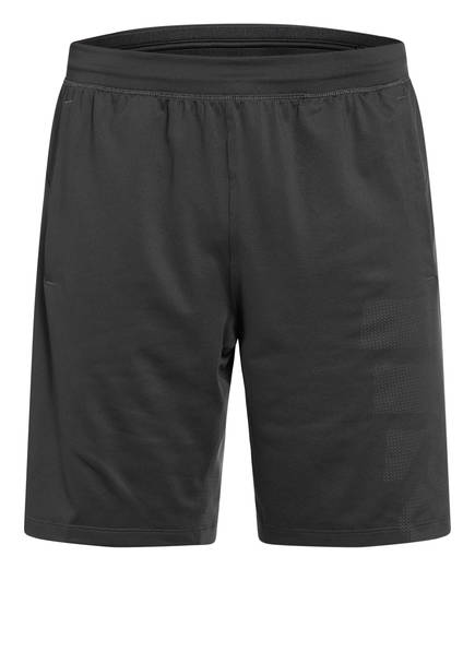 adidas Trainingsshorts BADGE OF SPORT, Farbe: DUNKELGRAU (Bild 1)