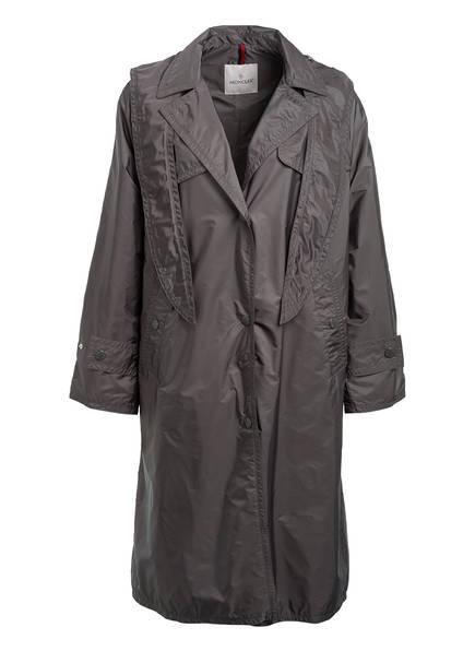MONCLER Trenchcoat VANILLE, Farbe: GRAU (Bild 1)