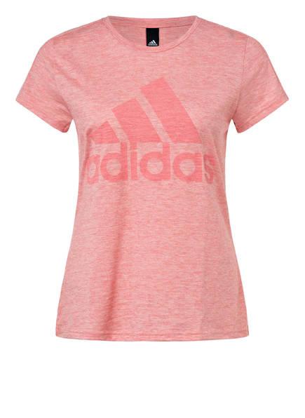 adidas T-Shirt WINNERS, Farbe: ROSA (Bild 1)