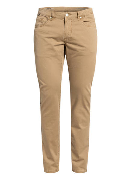 AT.P.CO Hose EVAN Extra Slim Fit, Farbe: CAMEL (Bild 1)