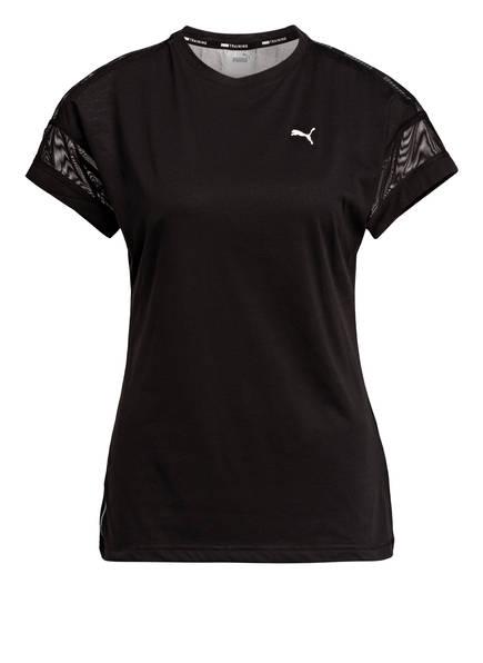 PUMA T-Shirt FEEL IT, Farbe: SCHWARZ (Bild 1)