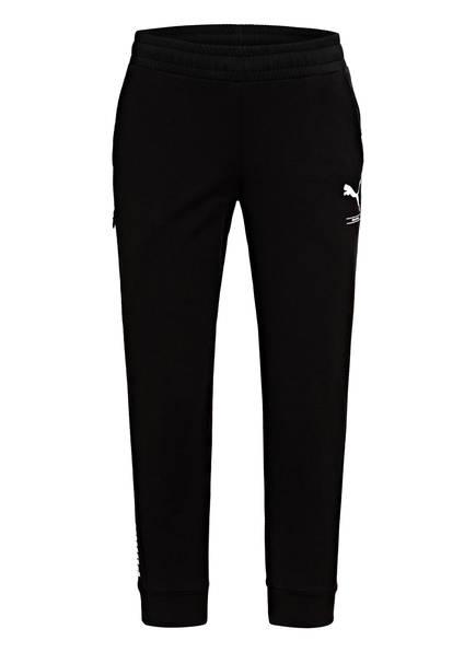 PUMA Sweatpants NU-TILITY, Farbe: SCHWARZ (Bild 1)