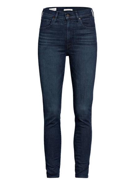 Levi's® Skinny Jeans MILE HIGH, Farbe: 07 echo darkness (Bild 1)
