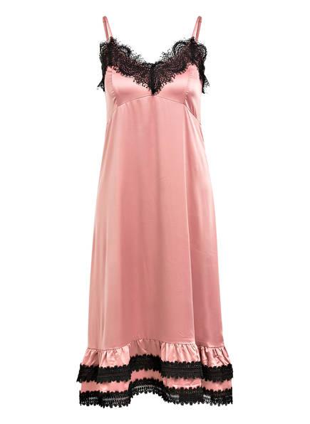 tigha Kleid HATTIE mit Spitzenbesatz, Farbe: ROSE (Bild 1)