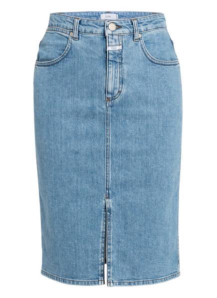 CLOSED Jeansrock EMMETT, Farbe: MBL MID BLUE (Bild 1)