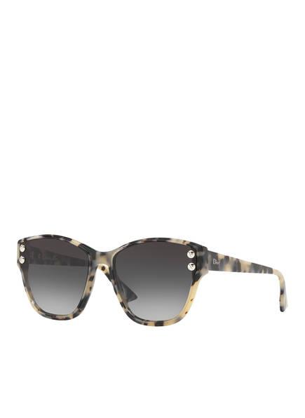 Dior Sunglasses Sonnenbrille DIORADDICT3, Farbe: 4410L3 - TORTOISE/ GRAU VERLAUF (Bild 1)