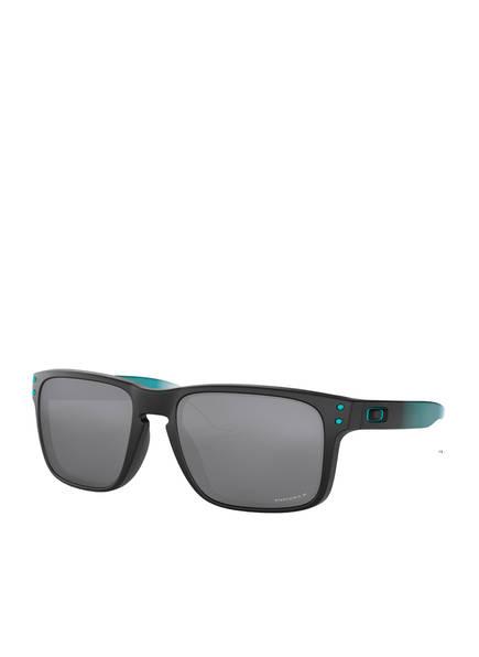 OAKLEY Sonnenbrille HOLBROOK , Farbe: 9102K1 - SCHWARZ/ GRAU VERLAUF (Bild 1)