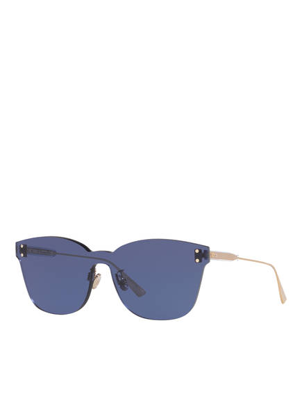 Dior Sunglasses Sonnenbrille CD001046, Farbe: 1500B1 - GOLD/ BLAU (Bild 1)
