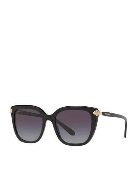 BVLGARI Sunglasses Sonnenbrille BV8207B, Farbe: 501/8G - SCHWARZ/ DUNKELGRAU VERLAUF (Bild 1)