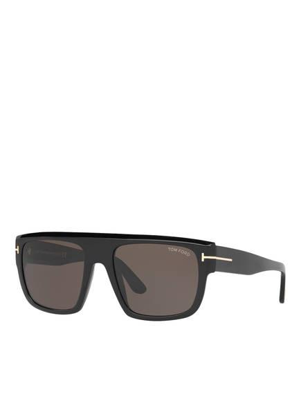 TOM FORD Sonnenbrille TR001052, Farbe: 1330L1 - SCHWARZ/ TAUPE (Bild 1)