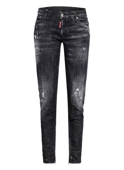 DSQUARED2 Skinny Jeans, Farbe: 900 BLACK (Bild 1)