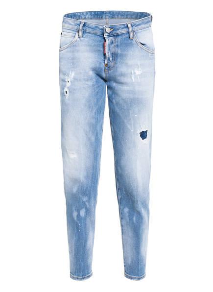 DSQUARED2 7/8-Jeans HOCKNEY, Farbe: 470 BLUE (Bild 1)