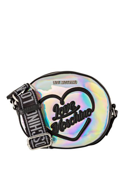 LOVE MOSCHINO Umhängetasche, Farbe: SILBER (Bild 1)