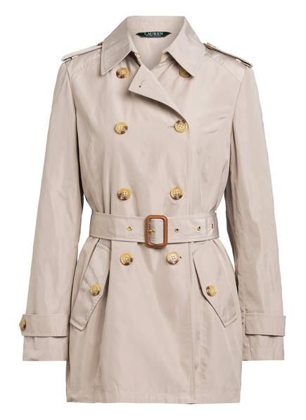 LAUREN RALPH LAUREN Trenchcoat, Farbe: HELLBEIGE (Bild 1)