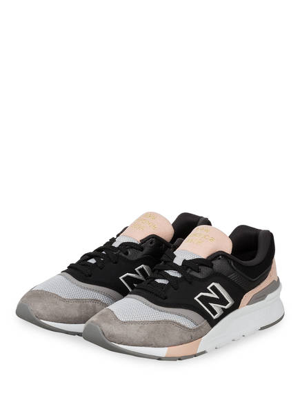 new balance Sneaker CW997HAL, Farbe: GRAU/ NUDE/ SCHWARZ (Bild 1)
