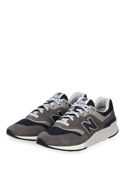 new balance Sneaker CM997, Farbe: GRAU/ DUNKELBLAU (Bild 1)