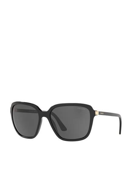 PRADA Sonnenbrille PR 10VS, Farbe: 1AB5S0 - SCHWARZ/ DUNKELGRAU (Bild 1)
