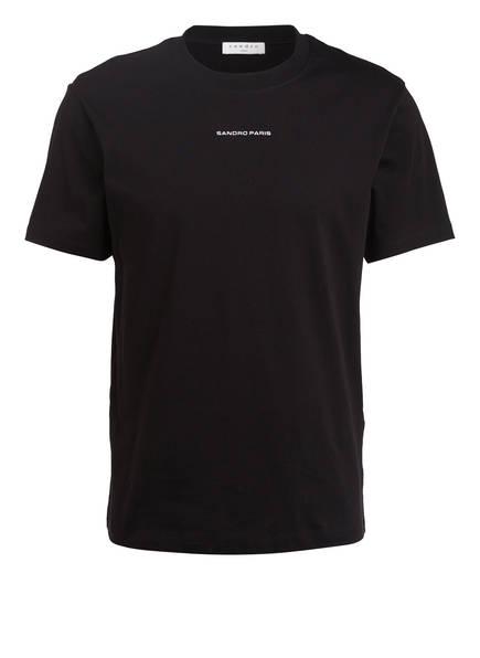 sandro T-Shirt, Farbe: SCHWARZ (Bild 1)