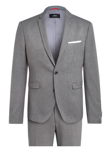 CINQUE Anzug CIPULETTI Super Slim Fit, Farbe: GRAU (Bild 1)