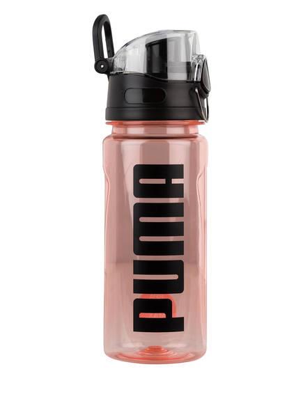 PUMA Trinkflasche SPORTSTYLE, Farbe: ROSA/ SCHWARZ (Bild 1)