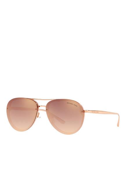 MICHAEL KORS Sonnenbrille MK2101, Farbe: 34686F - ROSÉ/ ROSÉ VERLAUF (Bild 1)