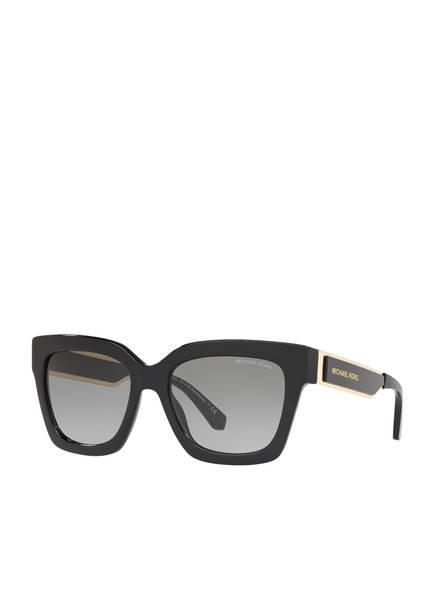 MICHAEL KORS Sonnenbrille MK-2102, Farbe: 300511 - SCHWARZ/ GRAU VERLAUF (Bild 1)