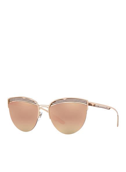 BVLGARI Sunglasses Sonnenbrille BV6118, Farbe: 20374Z - GOLD/ BRONZE (Bild 1)