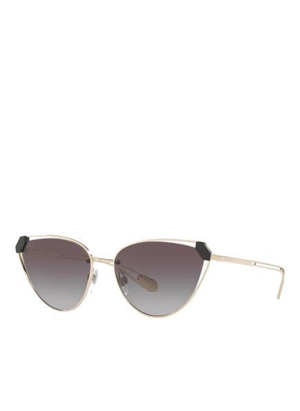BVLGARI Sunglasses Sonnenbrille 0BV6115, Farbe: 278/8G - GOLD/ BLAU VERLAUF (Bild 1)