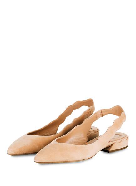 Chloé Sling-Ballerinas LAURENA, Farbe: REEF SHELL (Bild 1)