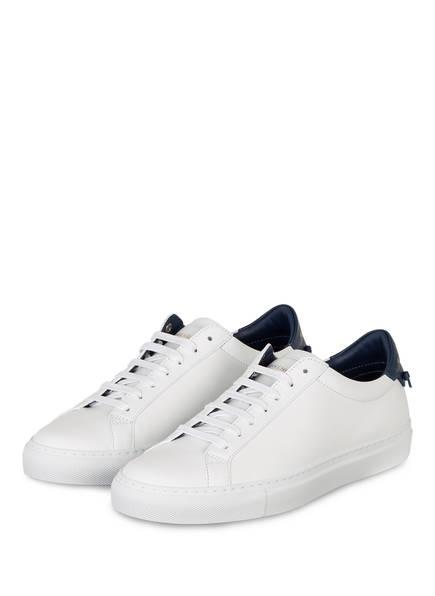 GIVENCHY Sneaker URBAN STREET, Farbe: WEISS/ BLAU (Bild 1)