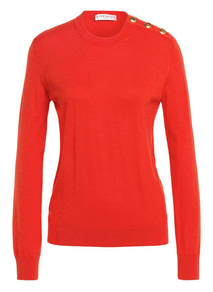 GIVENCHY Pullover, Farbe: ROT (Bild 1)