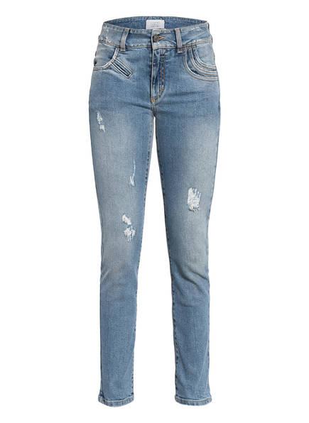 GIVENCHY 7/8-Jeans, Farbe: 452 LIGHT BLUE (Bild 1)