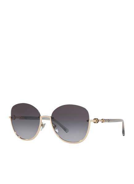 BVLGARI Sunglasses Sonnenbrille BV6123, Farbe: 278/8G - GOLD/ BLAU VERLAUF (Bild 1)