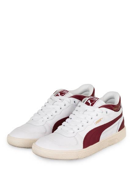 PUMA Sneaker RALPH SAMPSON DEMI OG, Farbe: WEISS/ DUNKELROT (Bild 1)