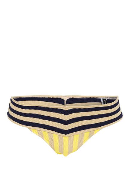 ANDRES SARDA Bikini-Hose NAIF, Farbe: GELB/ BEIGE/ BLAU (Bild 1)