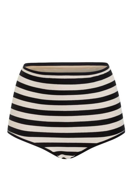 MARIE JO Bikini-Hose MERLE , Farbe: ECRU/ SCHWARZ/ SILBER (Bild 1)