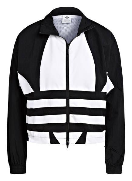 adidas Originals Trainingsjacke, Farbe: SCHWARZ/ WEISS (Bild 1)