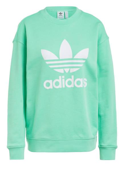 adidas Originals Sweatshirt, Farbe: MINT (Bild 1)
