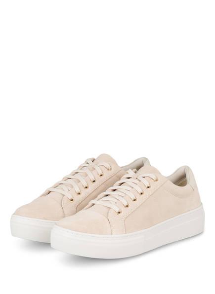 VAGABOND Plateau-Sneaker, Farbe: CREME (Bild 1)
