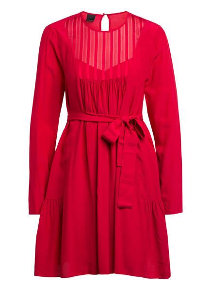 PINKO Kleid MARGARINA, Farbe: ROT (Bild 1)