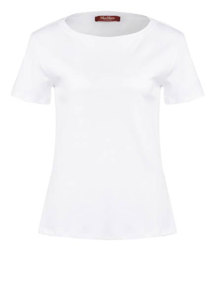 MaxMara STUDIO T-Shirt SVELTO, Farbe: WEISS (Bild 1)