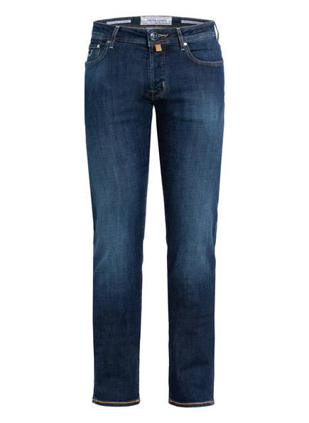 JACOB COHEN Jeans J688 Slim Fit, Farbe: 002 MITTELBLAU (Bild 1)