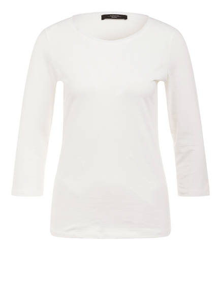 WEEKEND MaxMara Shirt MULTIA mit 3/4-Arm , Farbe: WEISS (Bild 1)