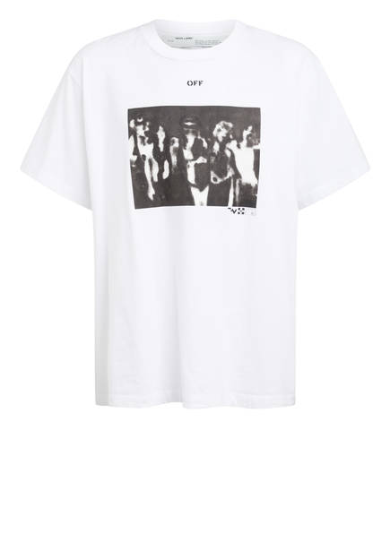 OFF-WHITE Oversized-Shirt, Farbe: WEISS (Bild 1)
